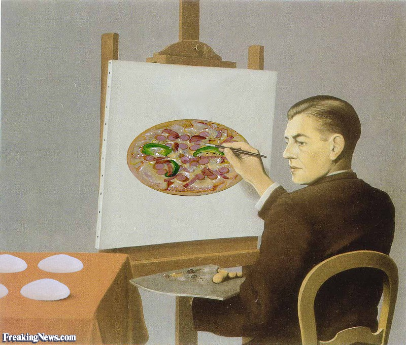 Magritte-Painting-of-a-Pizza--40529